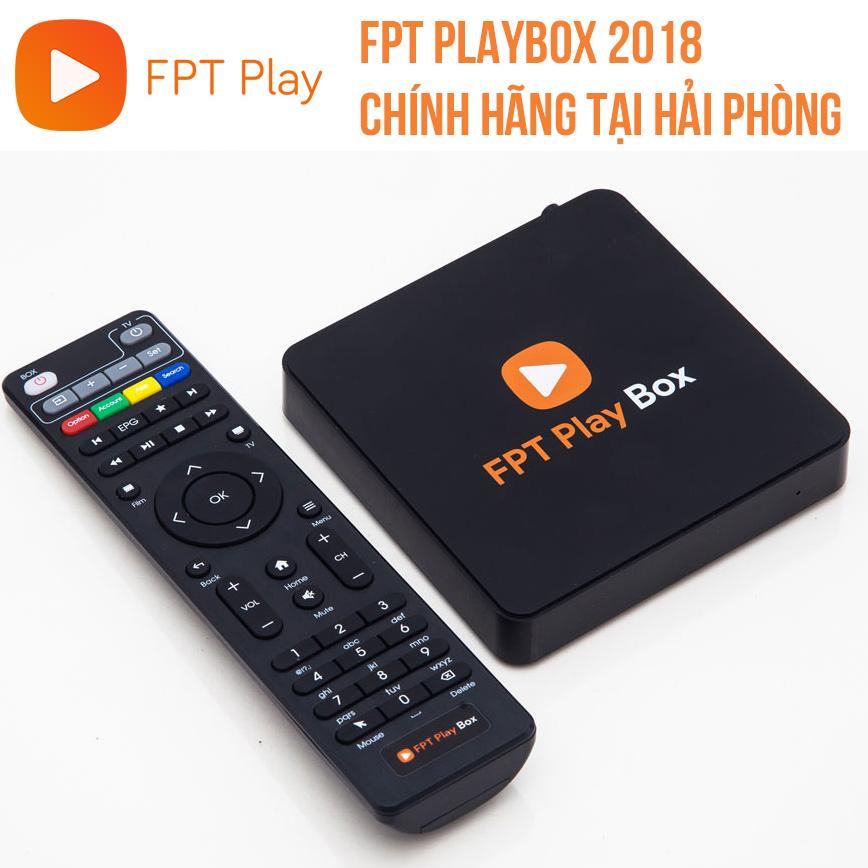 FPT Play Box tại Hải Phòng